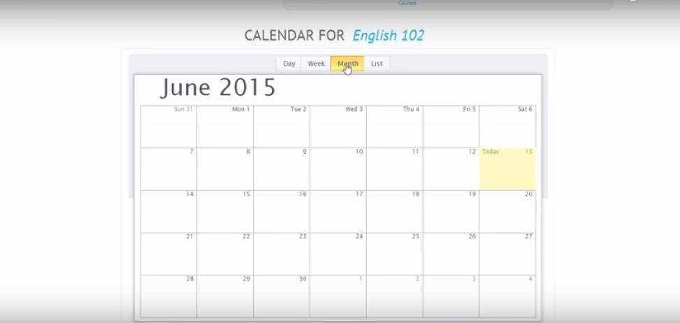 ScriptoPro Software - Calendar