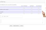 Captura de tela do NABD System: Collect Customer Feedback