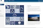 BIC Cloud Screenshot: Start Page (German Interface)