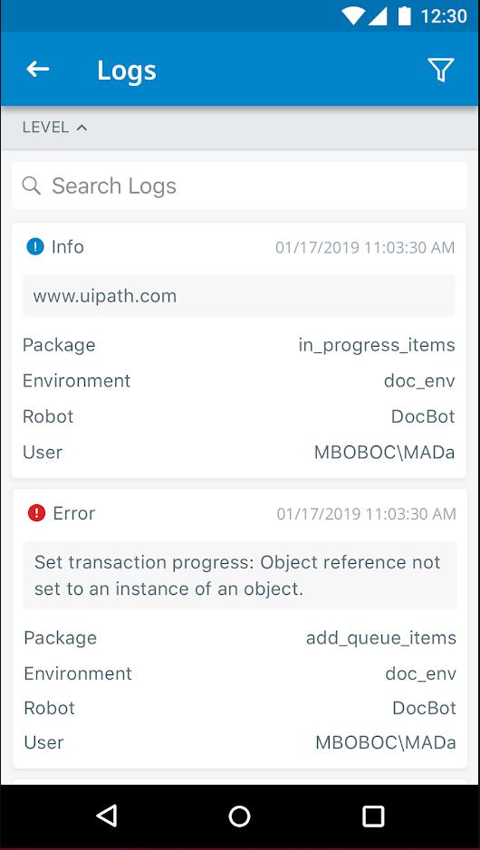 UiPath Software - 3