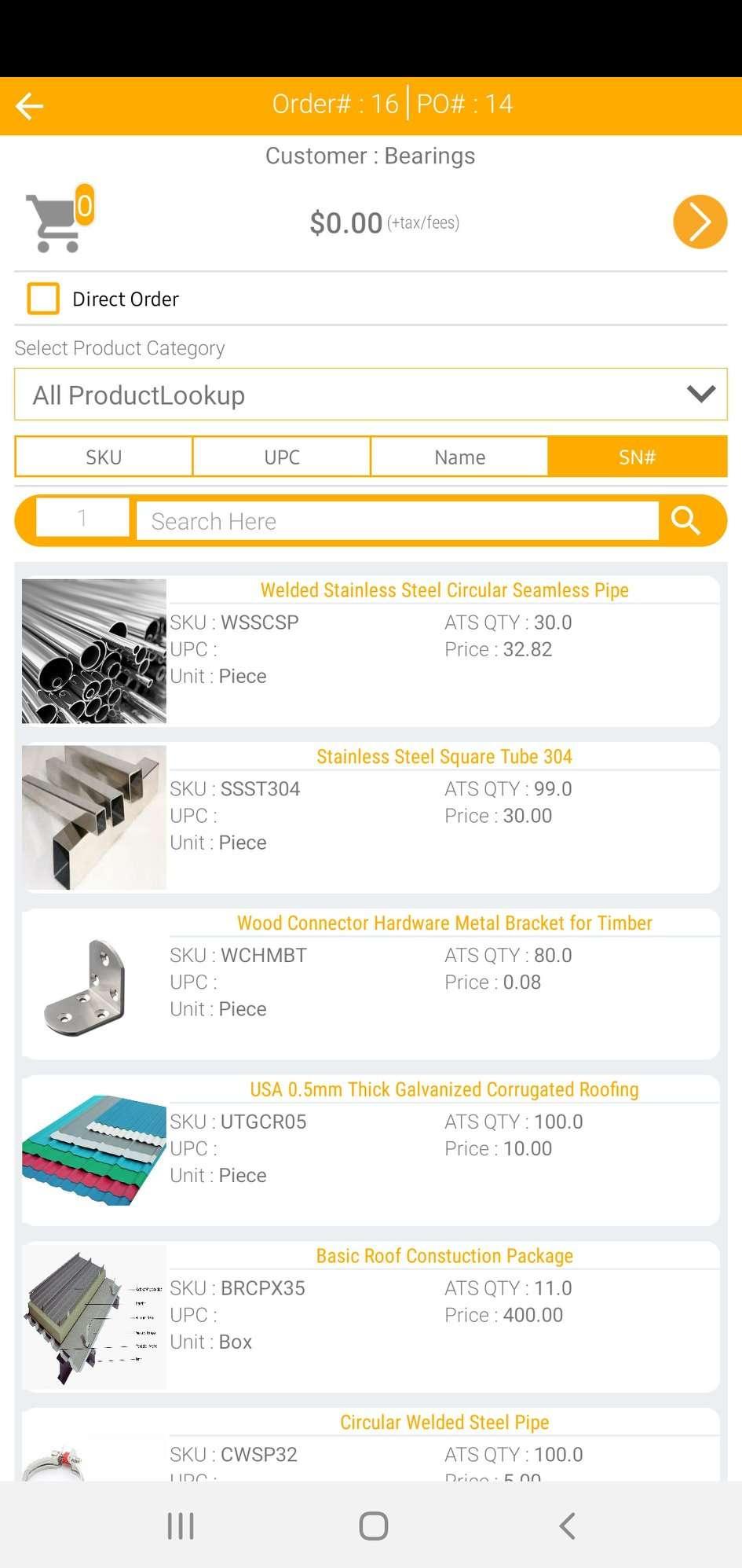 AdvancePro select products