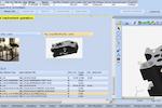 Solumina MES screenshot: iBASEt Solumina Manufacturing Execution System (MES) work instructions screenshot