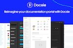Docsie screenshot: Create amazing documentation portals that your customers love!