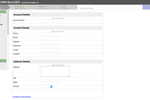 Joget Workflow screenshot: Joget Workflow Form Builder: Visually design forms with many available element.