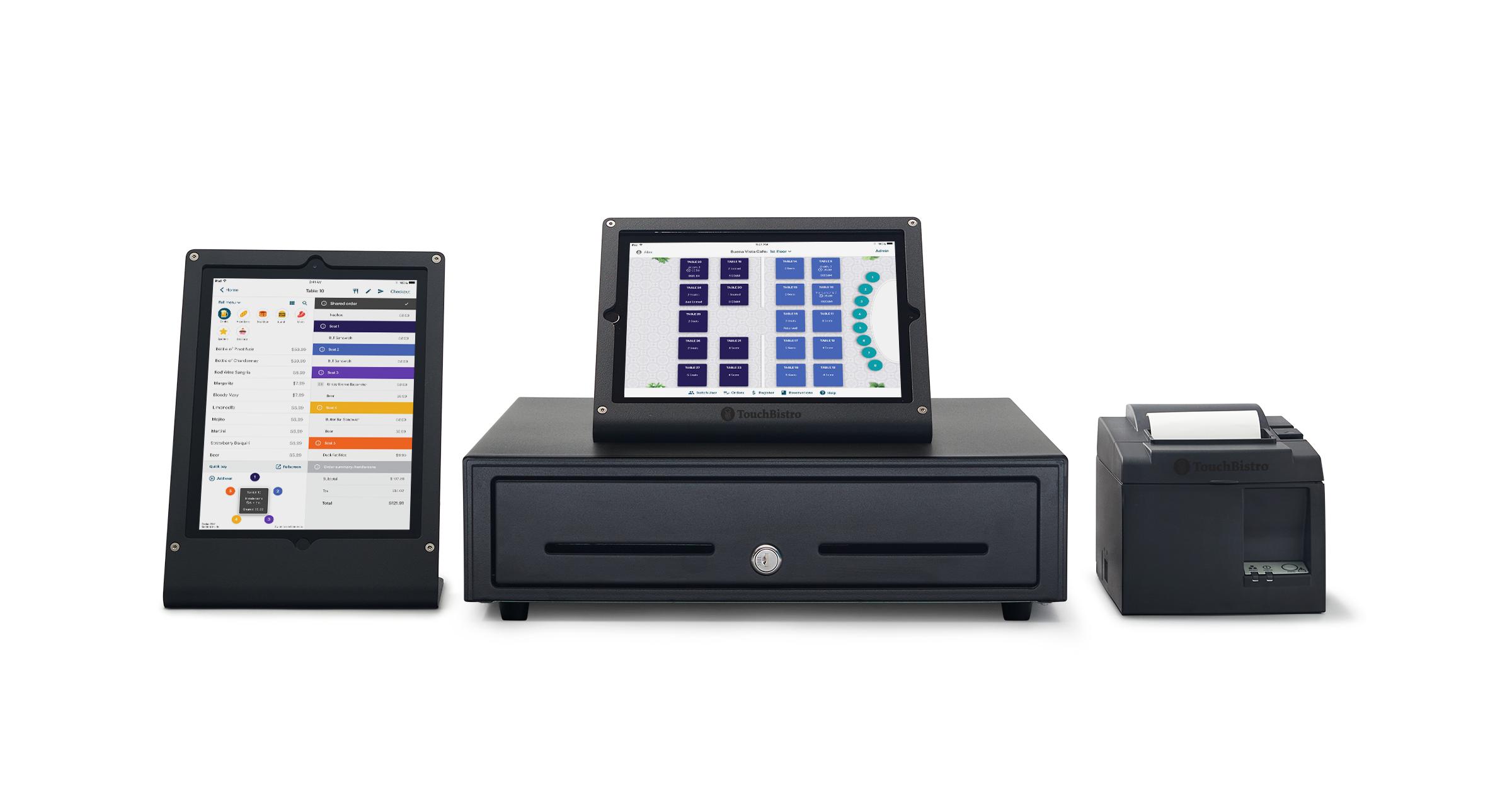 TouchBistro Software - TouchBistro Setup