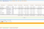 COMPview screenshot: Compensation can be awarded to employees based on performance though COMPview