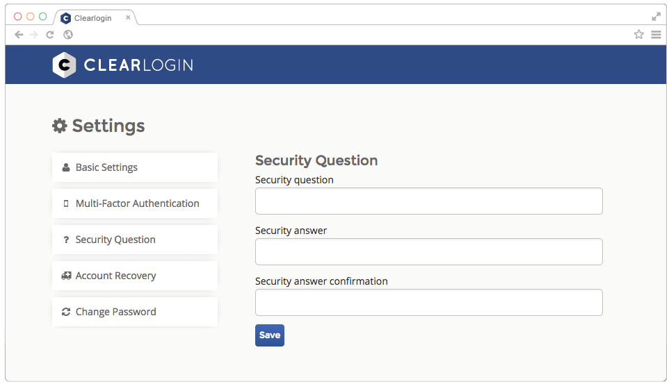 Password management feature helps to mitigate login issues and sync passwords with other cloud applications