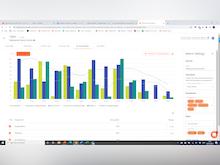 Plandek Software - Sample Delivered Story Points Metric
