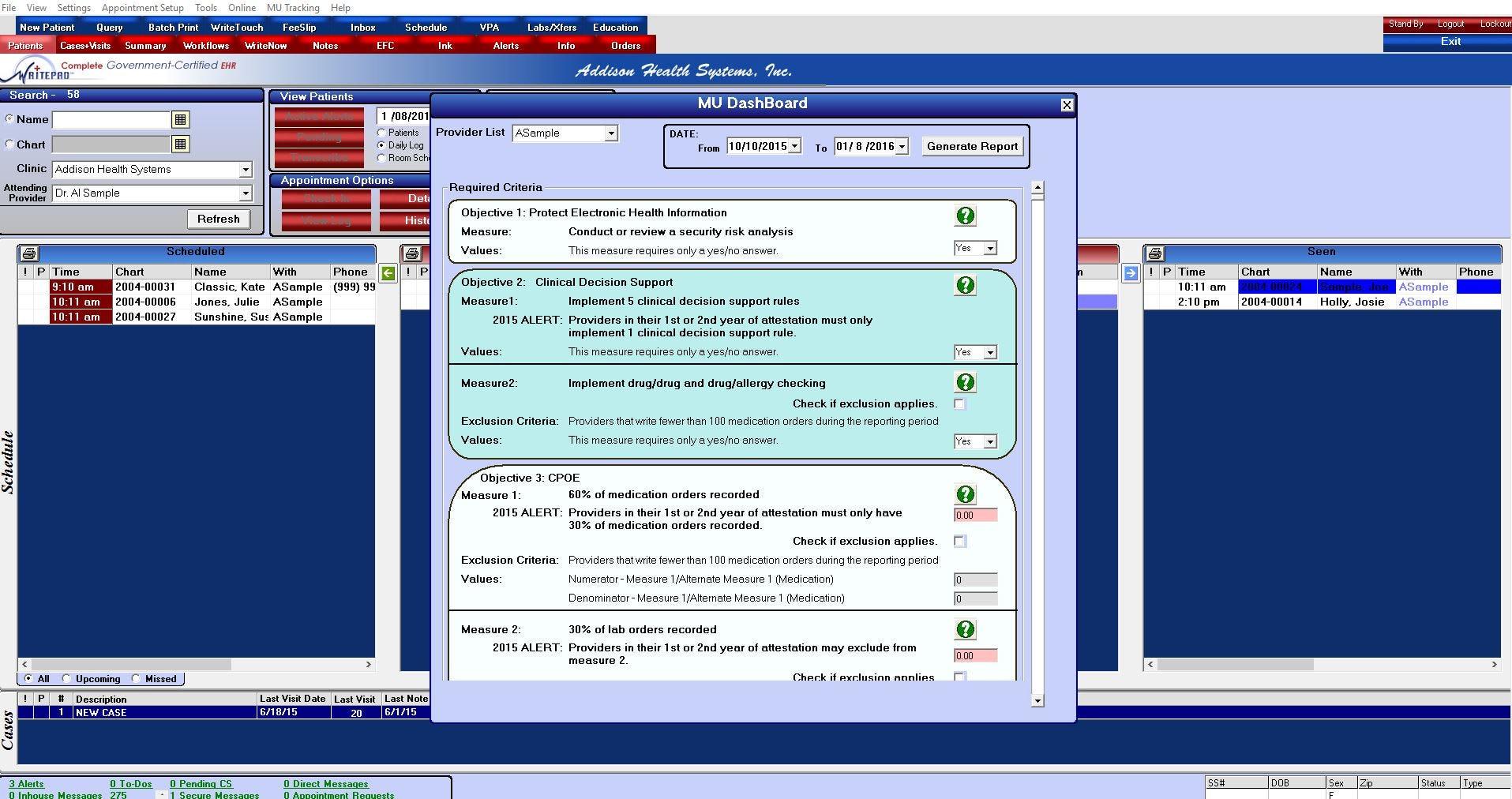 WritePad Software - Rehab & Pain Mgmt Documentation