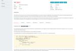 Probely screenshot: Probely vulnerability fix guidance screenshot