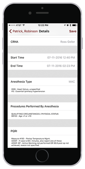 maxBill by Ginger Cube Software - Appointment details