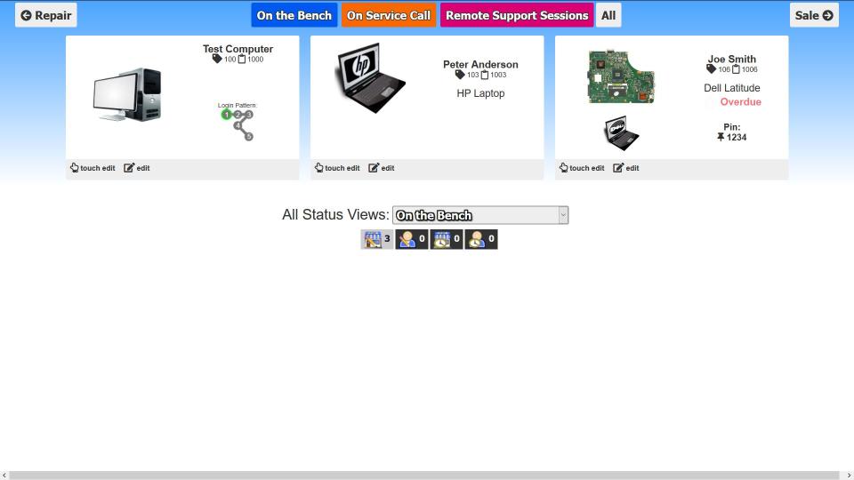 PC Repair Tracker Logiciel - 3