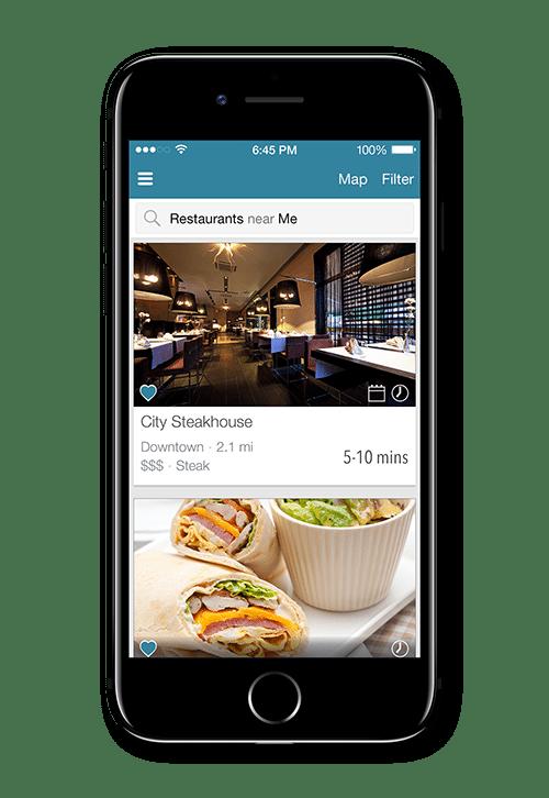 DineTime Host Software - 8