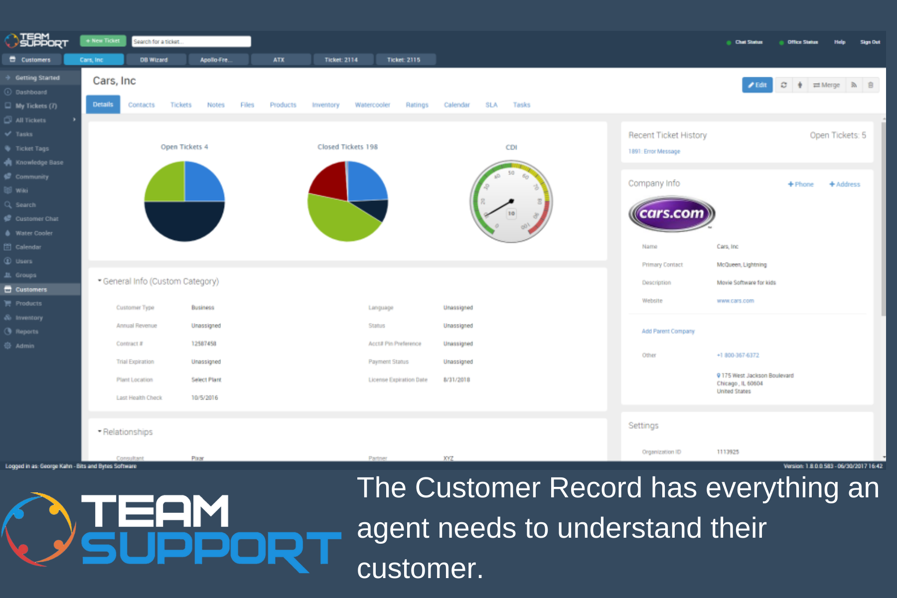 TeamSupport Software - 2