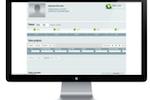 Husky AI screenshot: Track leads and automate sales workflow using the Husky AI CRM