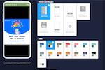 Capture d'écran pour Swing2App : Swing2App layout customization