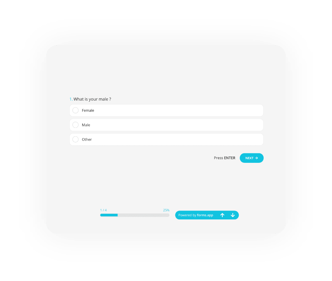 forms.app step view