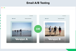 MailerLite Software - Email A/B Testing