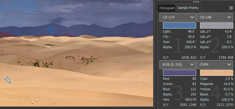 GIMP (GNU Image Manipulation Program) Software - 1