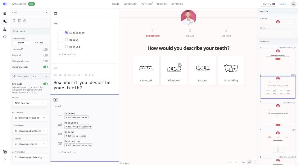 Niro Software - Niro evaluation