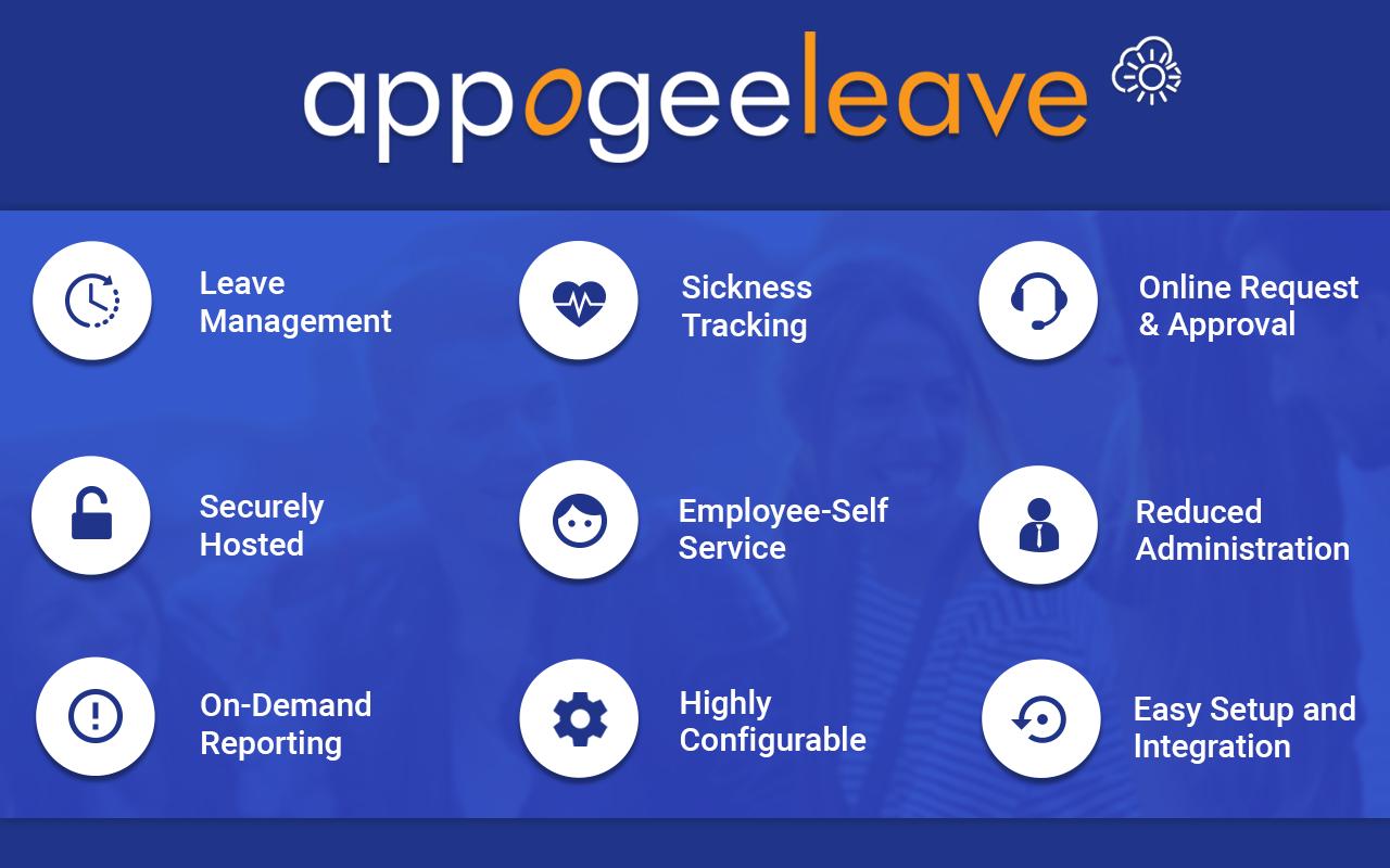 Appogee Leave screenshot
