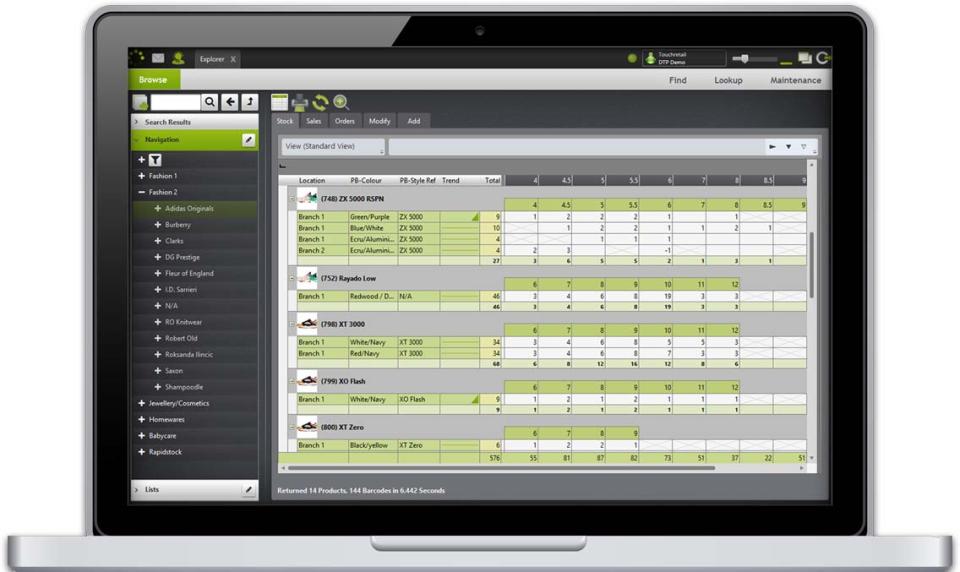 TRIMS Software - 4