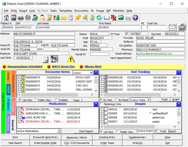 AMS Ultra Charts Software - 2