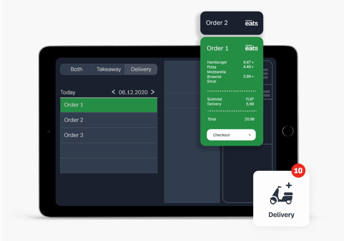 Lightspeed Restaurant Software - Delivery