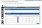 TimeLive screenshot: Time Off Policies