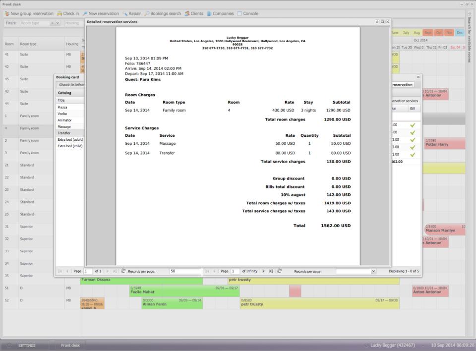 PMS Cloud Software - 5