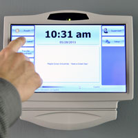 Attendance On Demand - Intellitouch clock