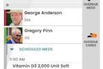 Capture d'écran pour ECP : ECP alerts menu