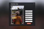 Joomag screenshot: Customizable lead generation forms