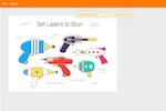 Capture d'écran pour Vecteezy : Vecteezy Editor homepage