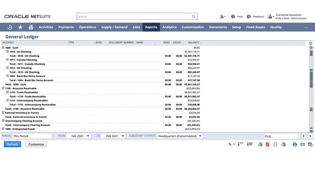NetSuite Logiciel - 2