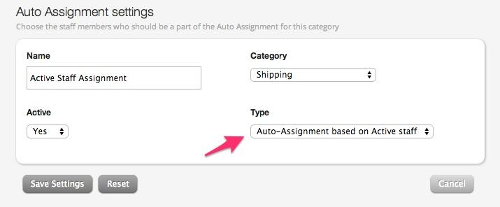 HappyFox Help Desk Software - Ticket auto-assignment