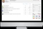 Capture d'écran pour Rain POS : Rain Point of Sale customer details screenshot