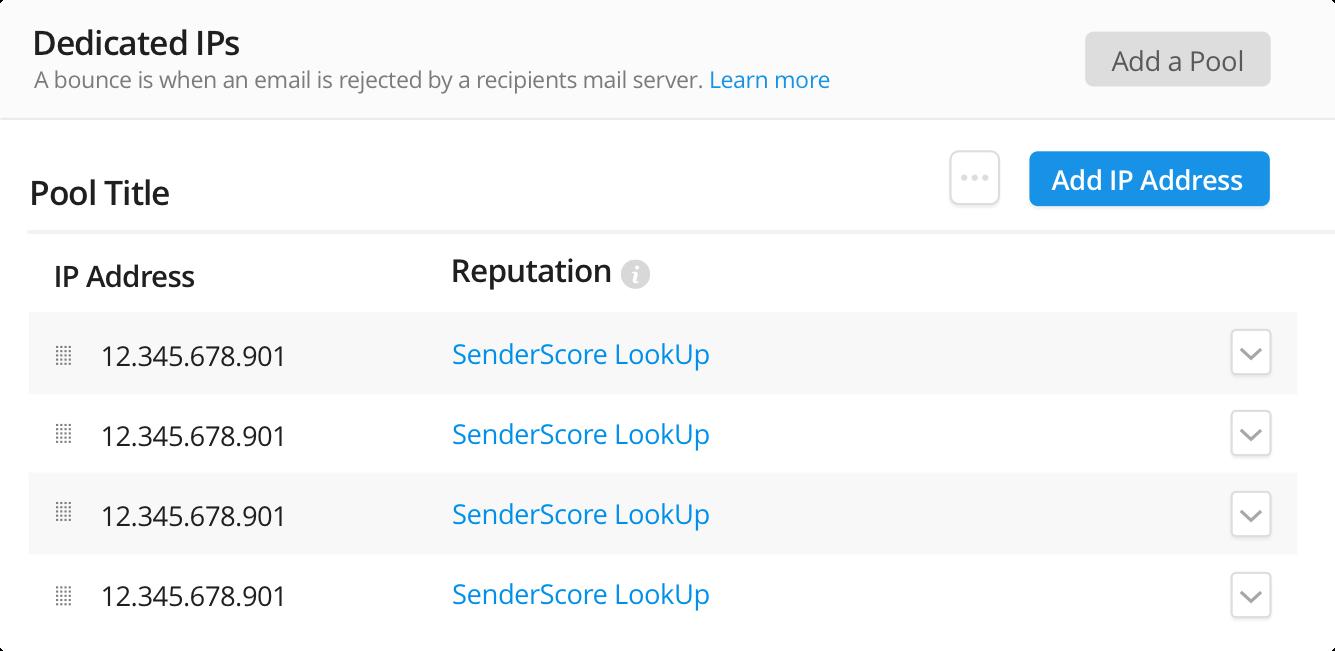 SMTP2GO email tracker