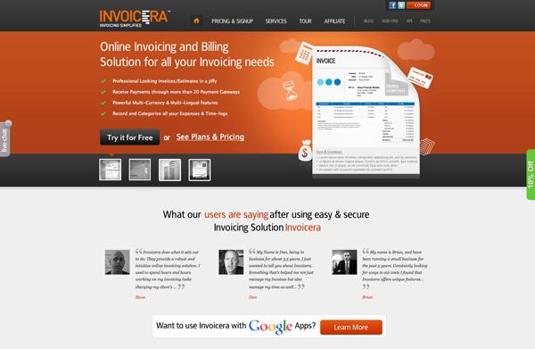 Invoicera Logiciel - 1