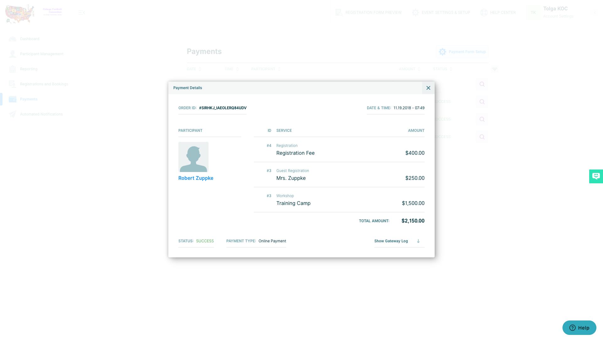 MeetingHand Software - 5