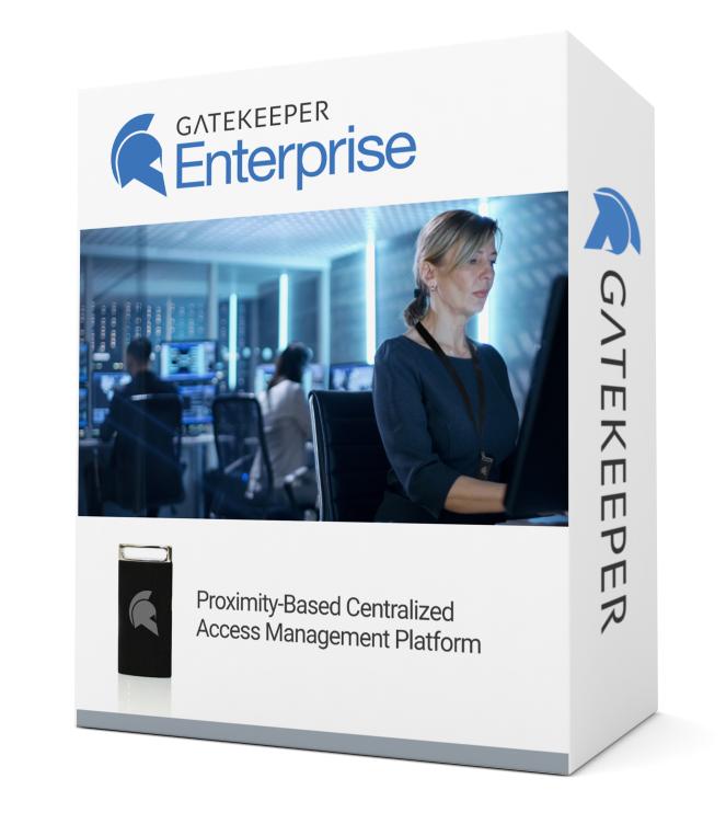 GateKeeper Enterprise Logiciel - 10