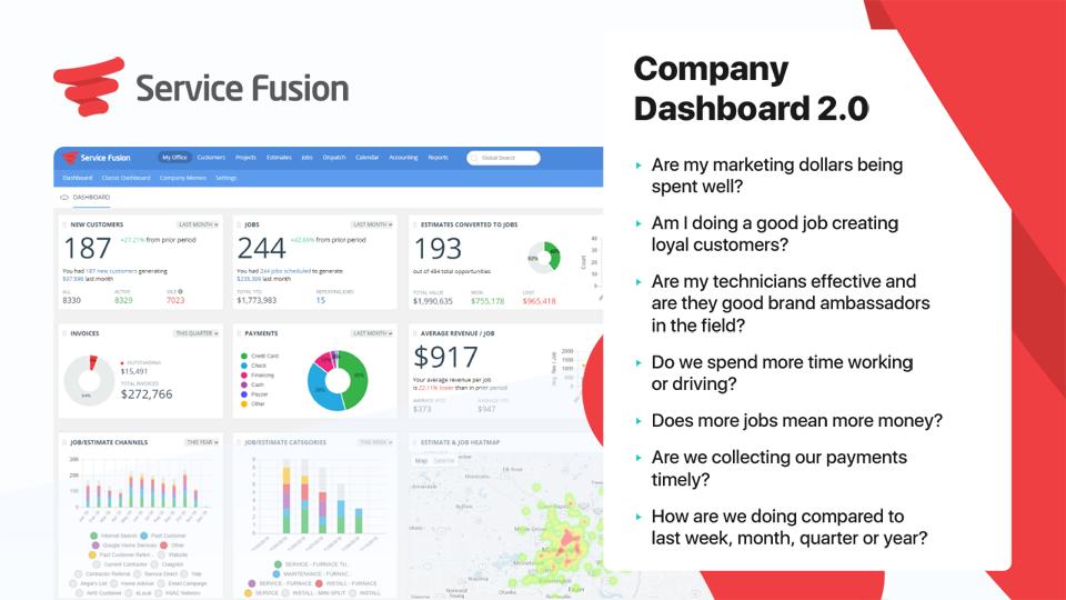 Service Fusion Software - 1