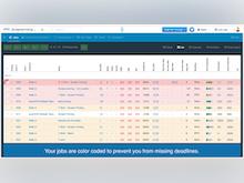 shopVOX Software - Job - List View