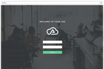 Wisetail LMS screenshot: Wisetail provides users with a custom branded LMS, including a custom system name and login page