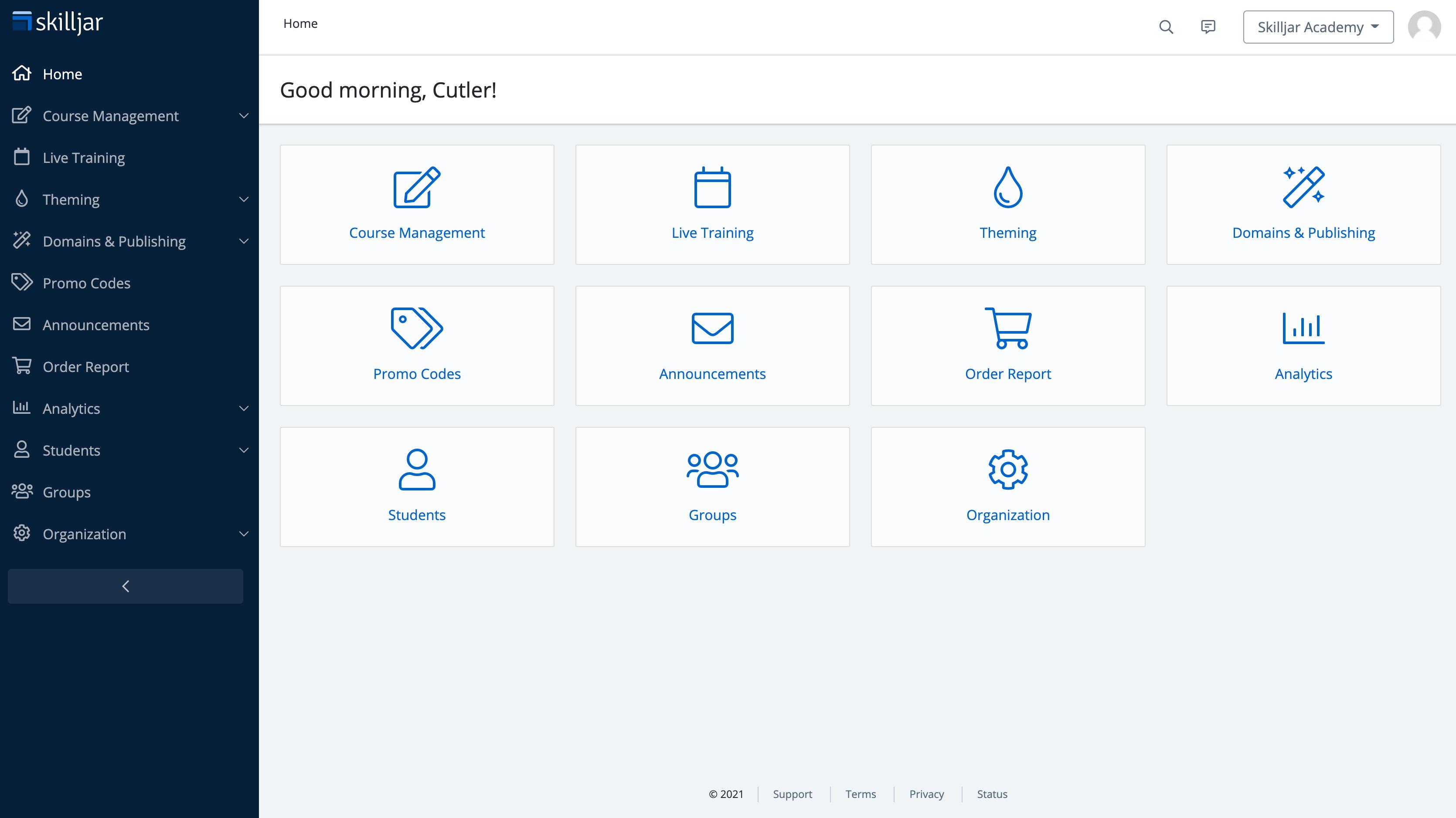 Skilljar Customer Education Software - Skilljar
