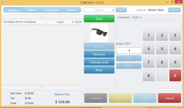 COMCASH Retail ERP Software - 5