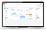 Capture d'écran pour Djubo : Get automated daily sales and front office reports and track hotel performance in real time