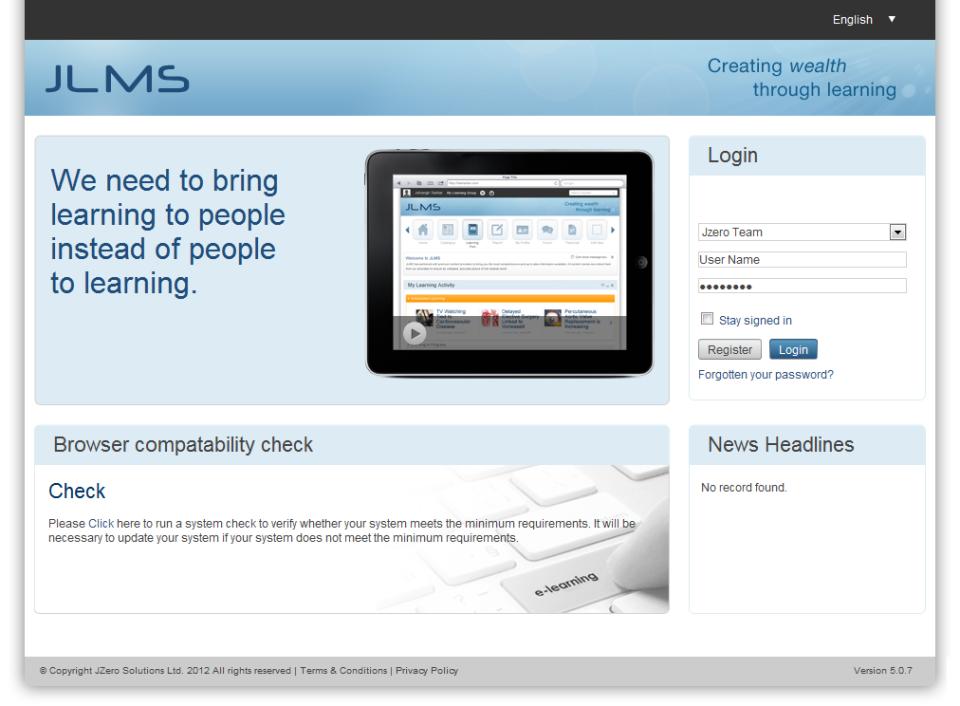 JLMS Software - 1