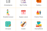 Edumarshal screenshot: Edumarshal dashboard