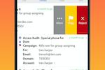 Capture d'écran pour Avatier Identity Anywhere : Avatier Identity Anywhere Access Request